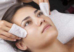 Facial-limpieza